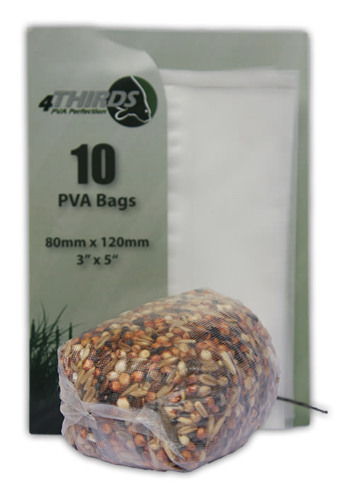 TEXTURED PVA Bags x 10